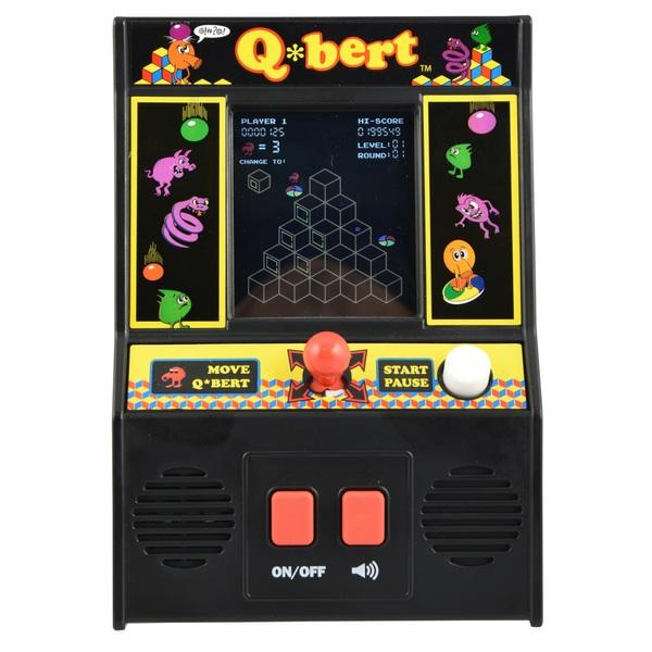 Qbert Mini Arcade Game