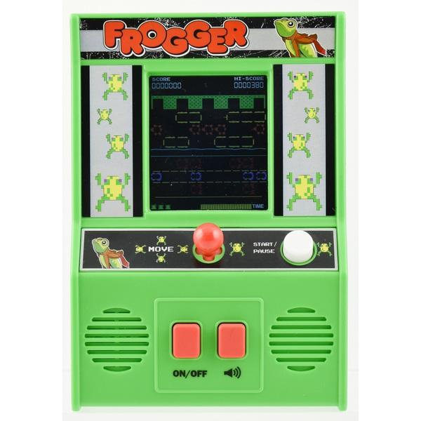 Frogger Mini Arcade Game