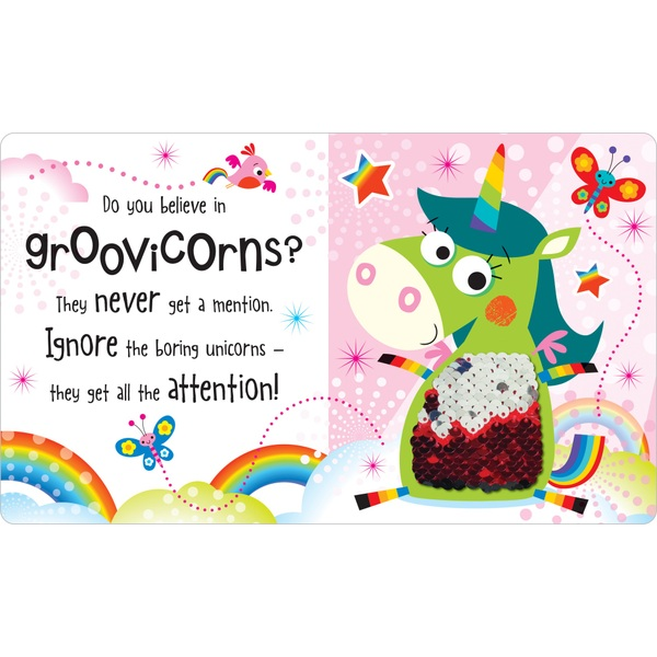 Do You Believe In Groovicorns Touch And Feel Book Baby