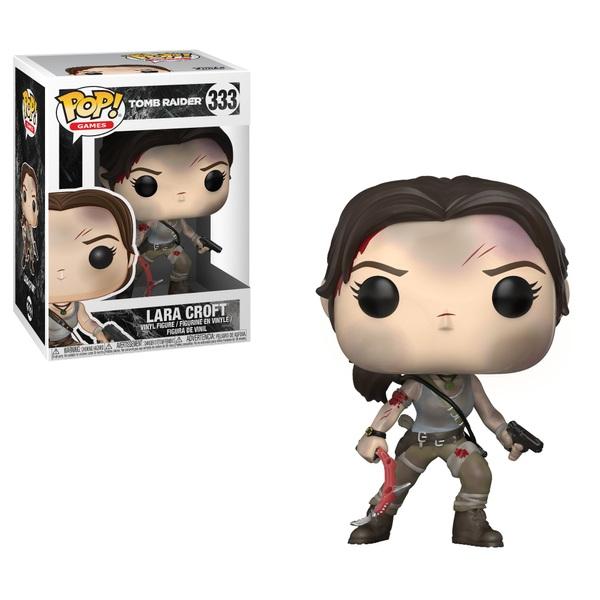 POP! Vinyl: Tomb Raider Lara Croft