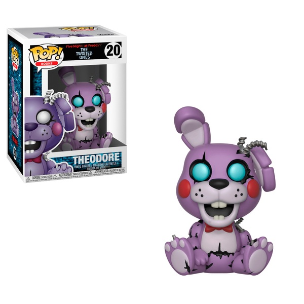 POP! Vinyl Five Nights at Freddys Twisted Theodore Figure