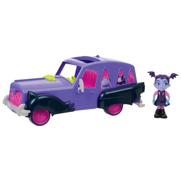 Vampirina Hauntley's Mobile Vehicle