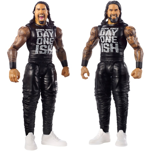 WWE Twin Pack Basic Series 52 Jey Uso and Jimmy Uso