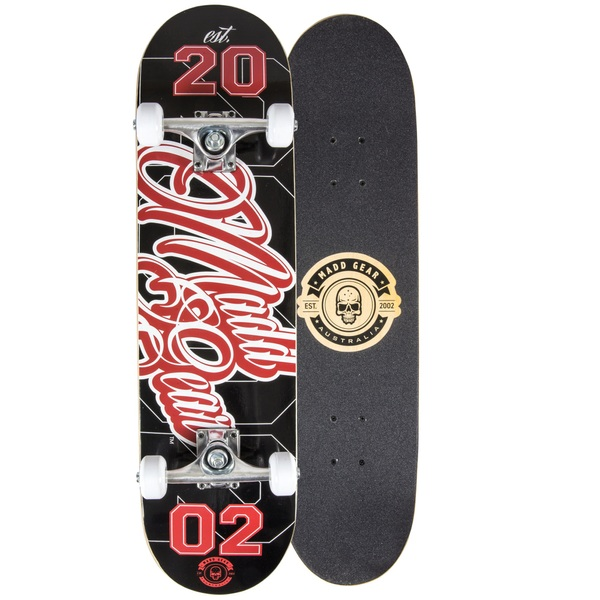 Madd Gear PRO Skateboard - GamePlay - Black / Red