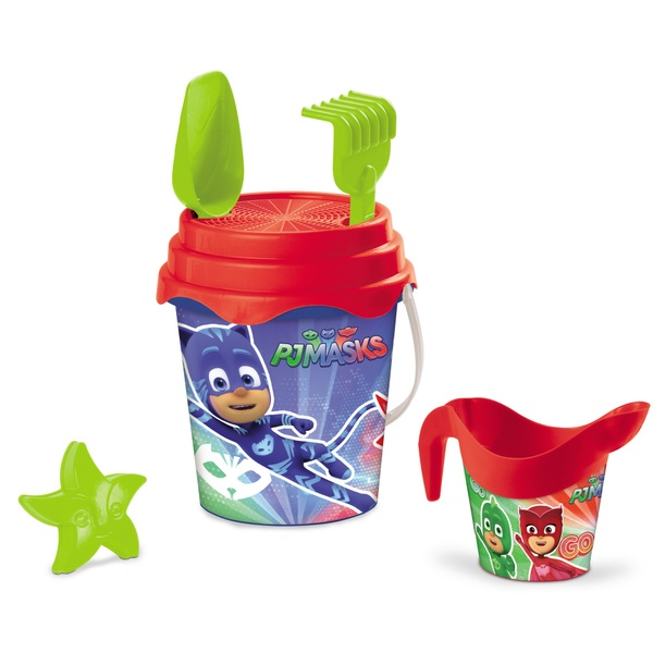 PJ Masks Bucket Set with Watering Can