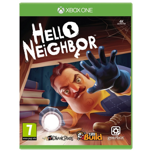 X Box 1 Games : Hello neighbor xbox one games ireland