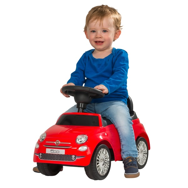 Fiat 500 Ride-On