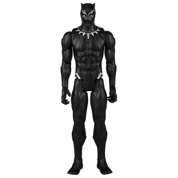 Marvel Black Panther Titan Hero Series 30 cm Black Panther