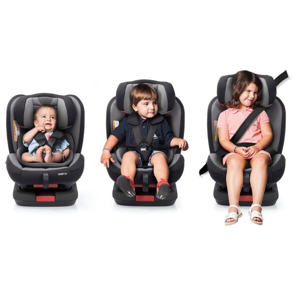 Babyauto Unit Fix Group 0-1-2-3 Car Seat