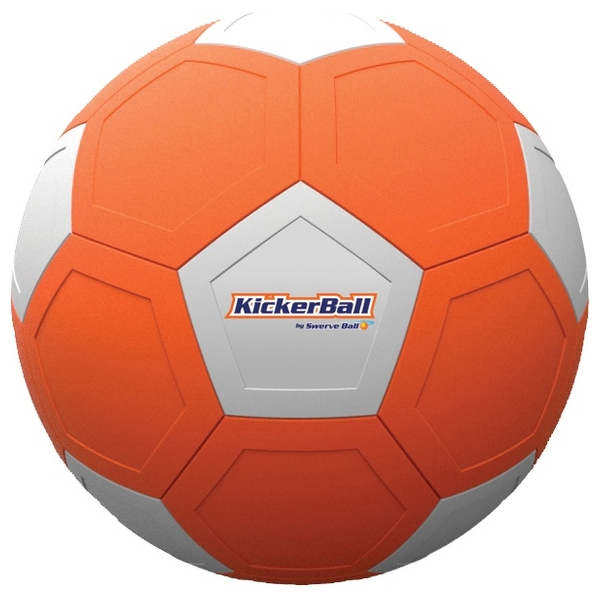 kickerball by swerve ball sports equipment uk