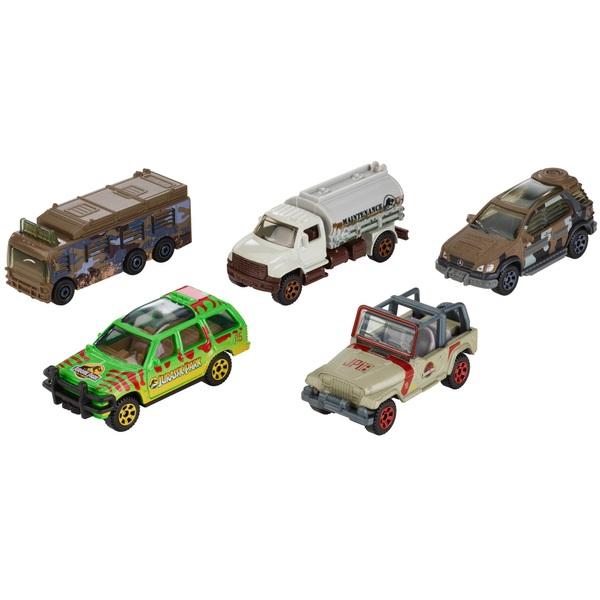 Jurassic World Legacy 5-Packs Diecast - Assortment