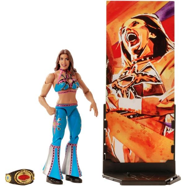 Nützlichfanartikel - WWE Elite Collection Figur, Mickie James - Onlineshop Smyths Toys