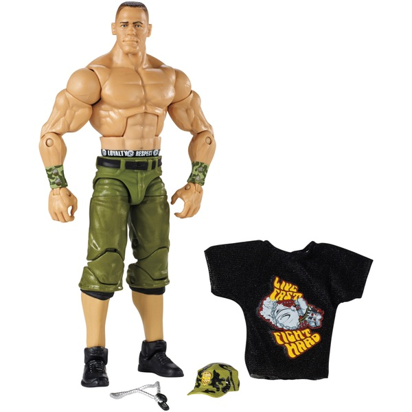 WWE WrestleMania John Cena Elite Action Figure