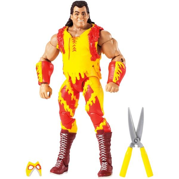 WWE WrestleMania Brutus Beefcake Elite Action Figure