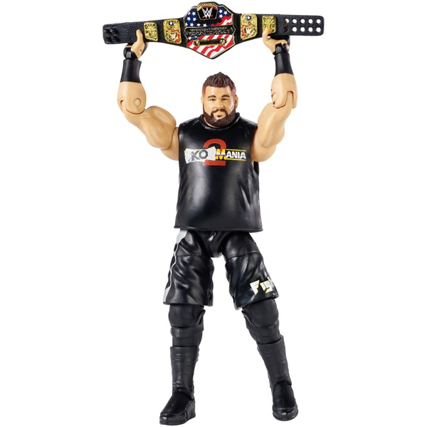 WWE WrestleMania Kevin Owens Elite Action Figure