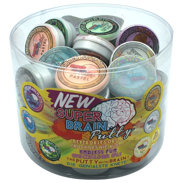 Super Brain Putty 20g - Assortment