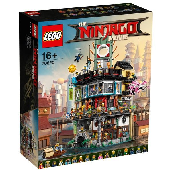 LEGO 70620 Ninjago Movie Ninjago City - LEGO Ninjago Ireland