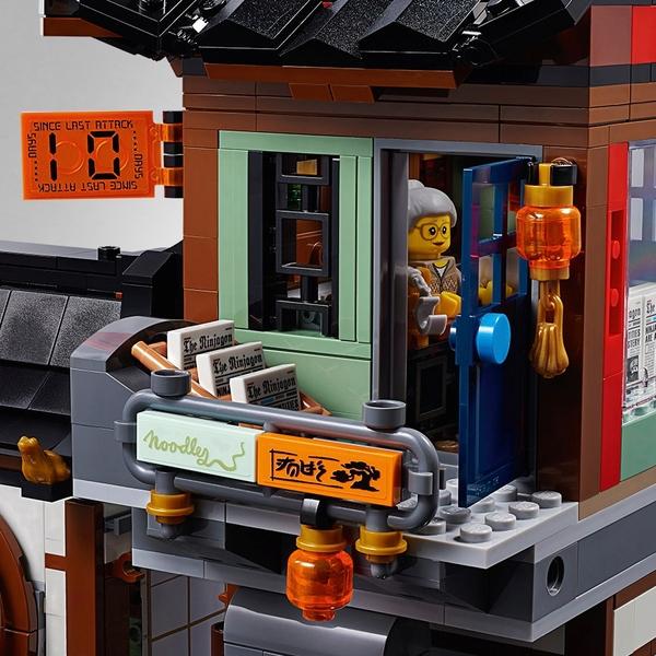 Lego 70657 Ninjago Movie Ninjago City Docks Lego Ninjago Ireland