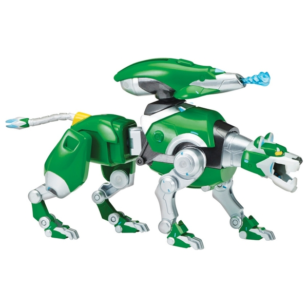 Voltron Legendary Defender Action Figure Green Lion 15.5 cm