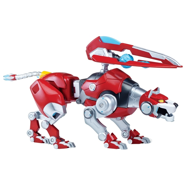 Voltron Legendary Defender Action Figure Red Lion 15.5 cm