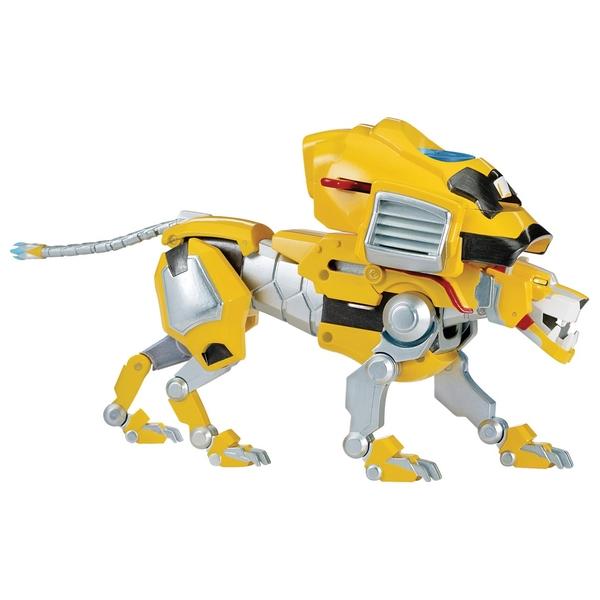 Yellow Lion Voltron Legendary Defender Action Figure