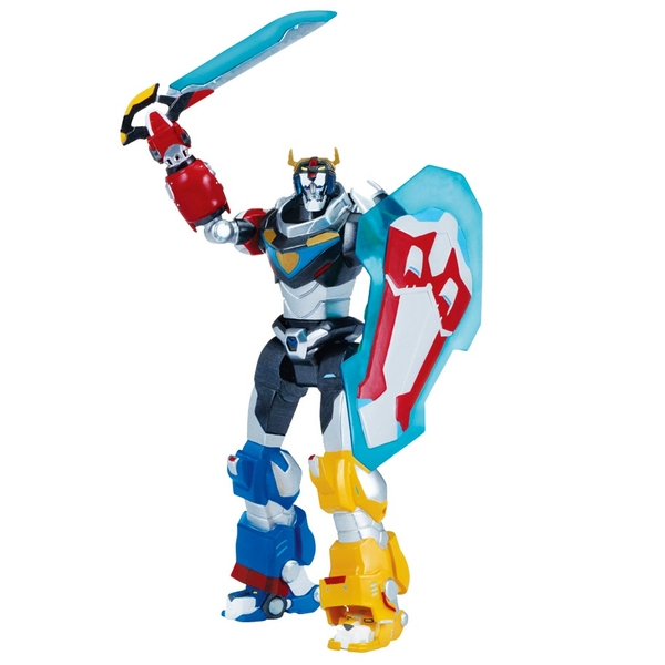 Voltron Sword Attack Action Figure