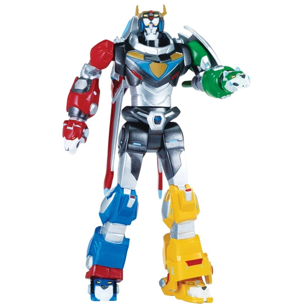 Voltron Lion Attack Action Figure