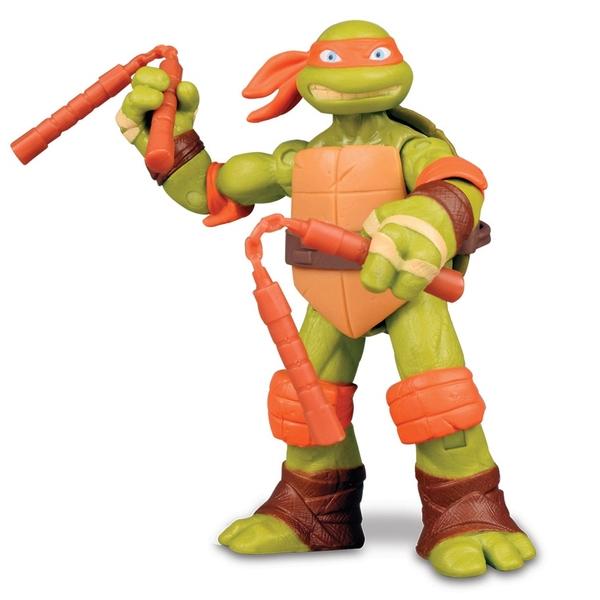 Teenage Mutant Ninja Turtles Totally Turtles Jokester Mike