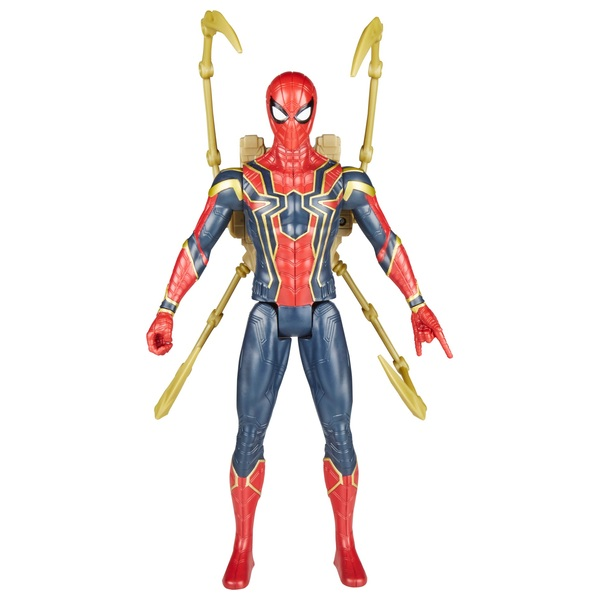 Iron Spider Marvel Avengers: Infinity War Titan Hero Power FX Iron Spider