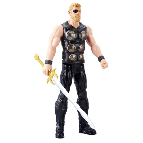 Marvel Avengers Infinity War Titan Hero Series Thor