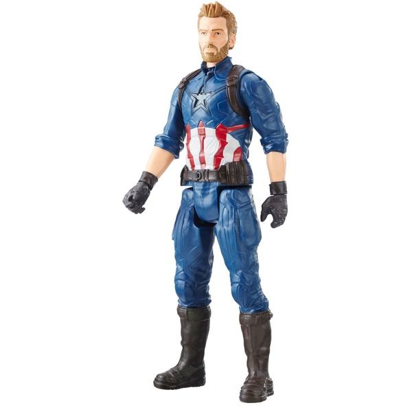 Marvel Avengers Infinity War Titan Hero Series Captain America