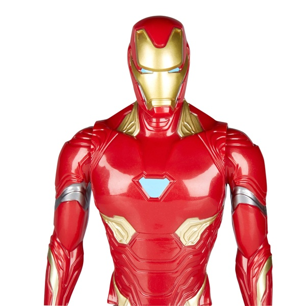 Iron Man Marvel Avengers Infinity War Titan Hero Series Iron Man
