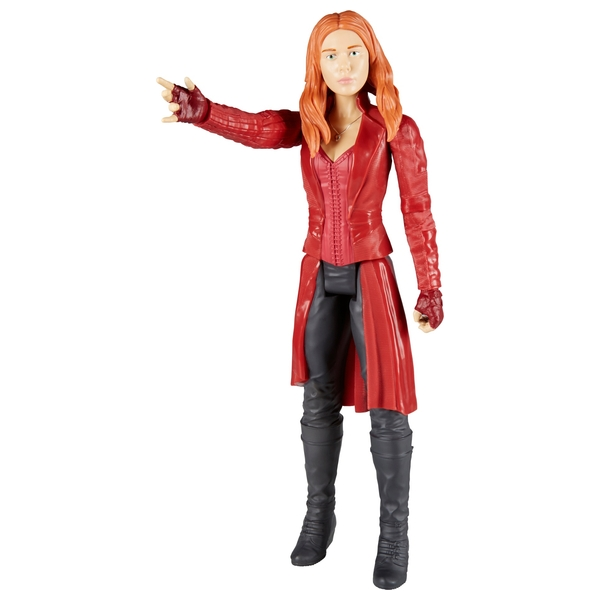 Scarlet Witch Marvel Avengers Infinity War Titan Hero Series Scarlet Witch
