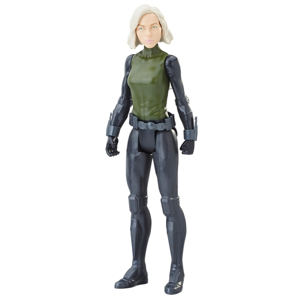 Black Widow Marvel Avengers Infinity War Titan Hero Series Black Widow
