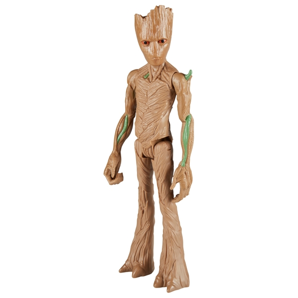 Marvel Avengers Infinity War Titan Hero Series Groot