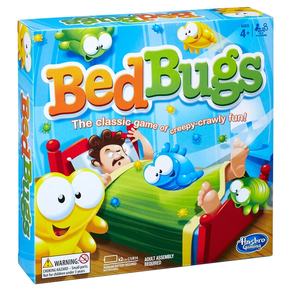 Bed Bugs Board Game