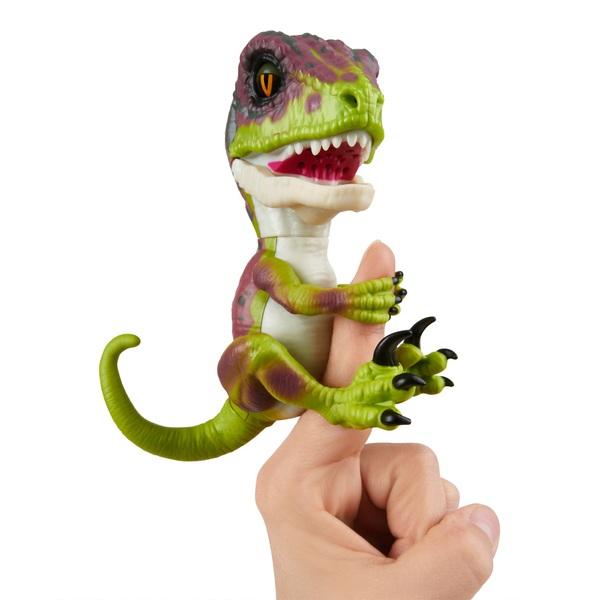 Untamed Raptor Dino - Stealth (Green) - By Fingerlings