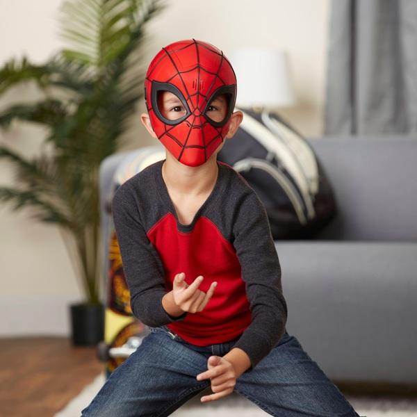 Marvel Spider-Man Hero FX Mask - Spider-Man & Marvel ...