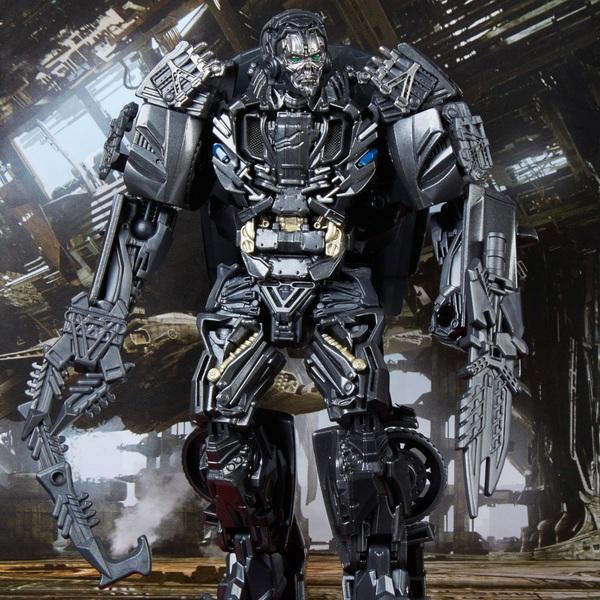 Lockdown Figure - Transformers Studio Series 11 Deluxe Class Movie 4