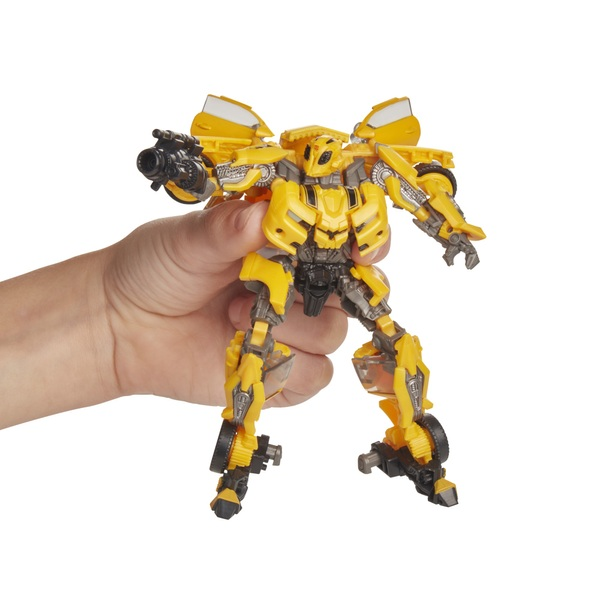 Chevy Bumblebee Transformers Studio Series Deluxe Collectible Action Figure