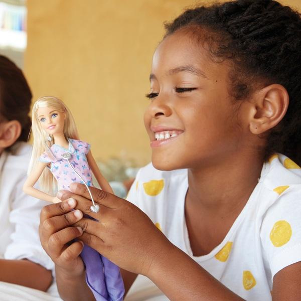 Barbie Careers Nurse Doll
