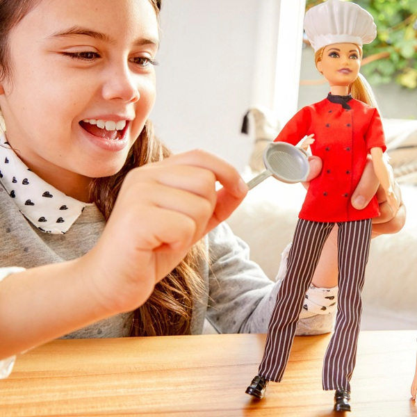 5b38c3a35 Barbie Chef Doll - Barbie UK