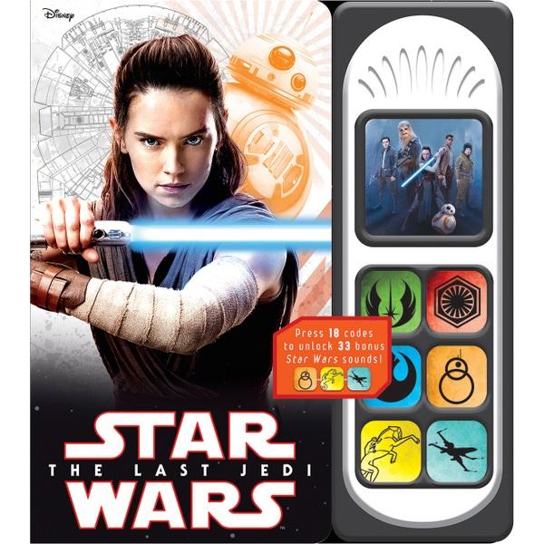 Disney Star Wars The Last Jedi Little Sound Book