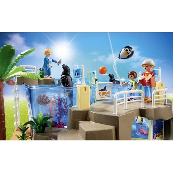 Playmobil Family Fun Aquarium 9060 - Playmobil UK