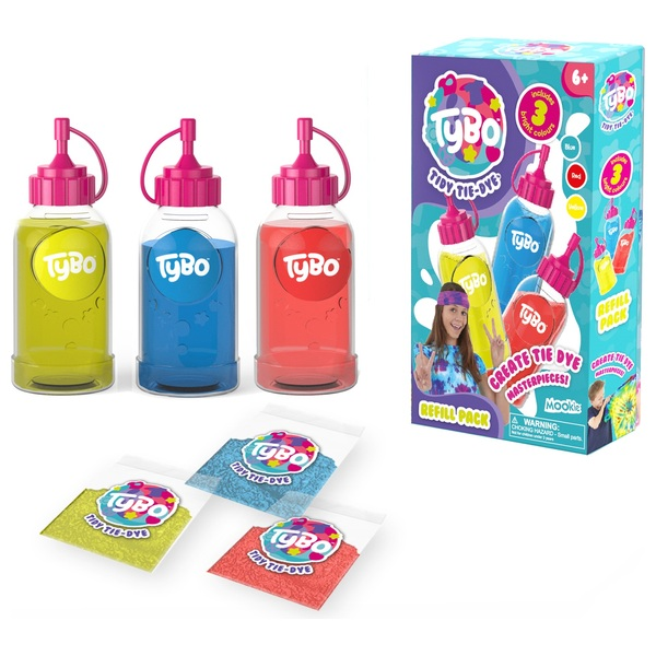 Tybo Tie-Dye Refill Pack