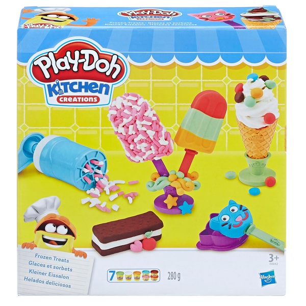 Play Doh Kitchen Creations Frozen Treats Play Doh Uk