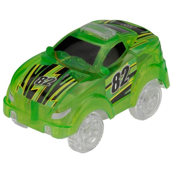 Glow Tracks Green Car