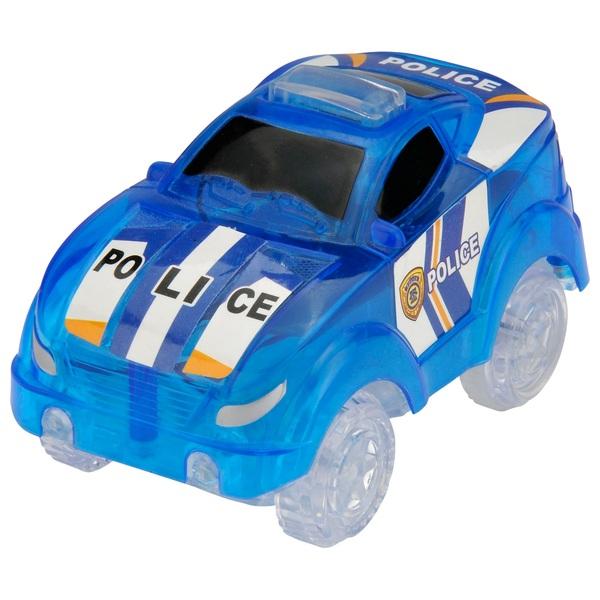 Glow Tracks Police Car