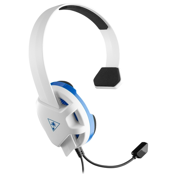 TURTLE BEACH® Recon Chat White Headset PS4
