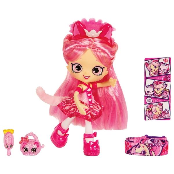 Shopkins Shoppies Themed Dolls Series 9 Pirouetta Cat